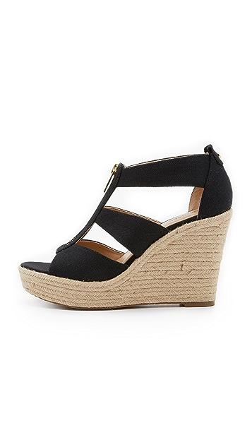 MICHAEL Michael Kors Damita Wedge Sandals