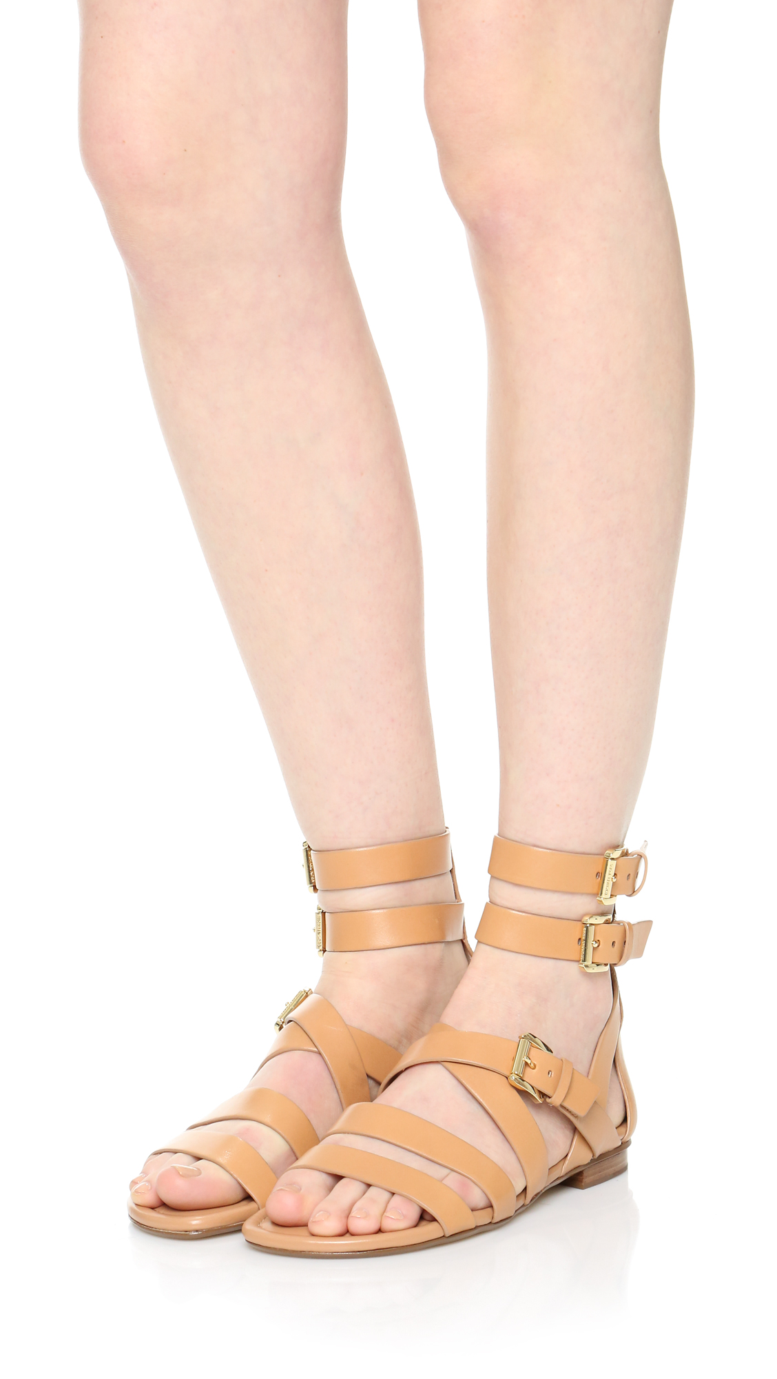8348547931f MICHAEL Michael Kors Jocelyn Flat Sandals