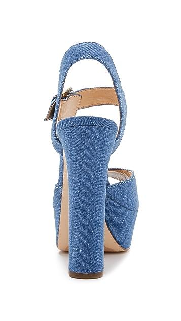 MICHAEL Michael Kors London Platform Sandals