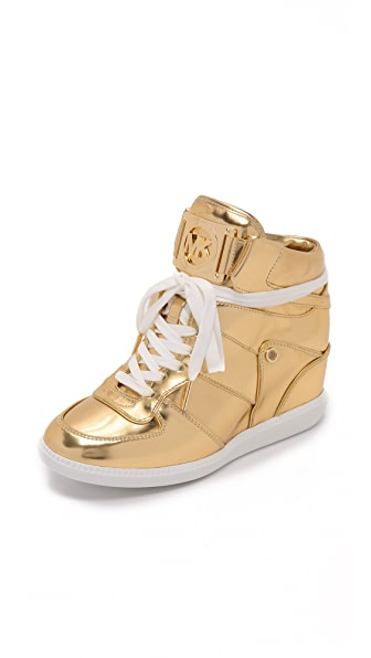 MICHAEL Michael Kors Nikko High Top Sneakers