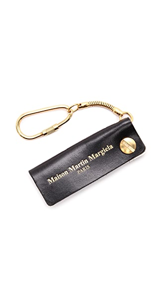 Maison Margiela Address Book Key Ring
