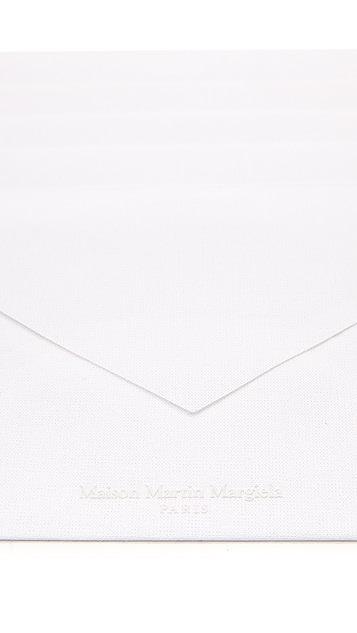Maison Margiela Cotton Letter Stationary