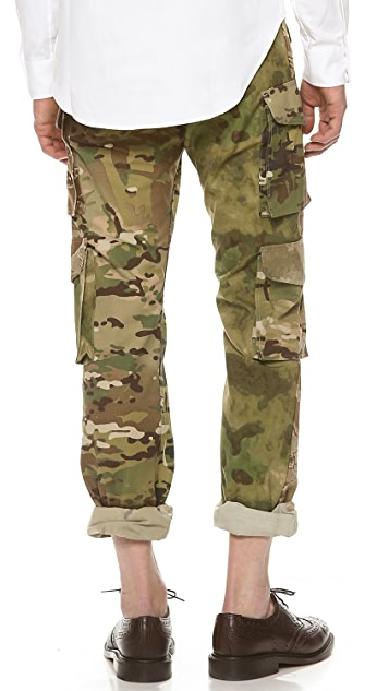 Mark McNairy New Amsterdam Cargo Pants