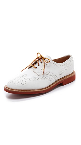Mark McNairy New Amsterdam Country Brogue Shoes