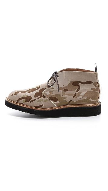 Mark McNairy New Amsterdam Chukka Boots