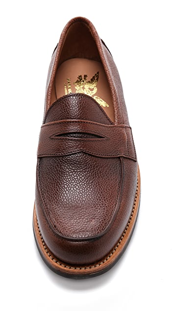 Mark McNairy New Amsterdam Buttseam Penny Loafers