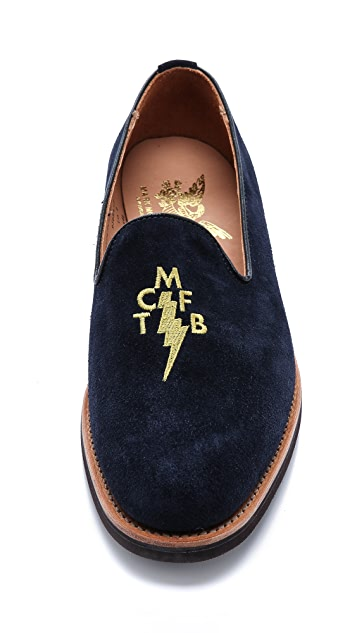 Mark McNairy New Amsterdam TCMFB Slippers