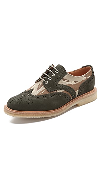 Mark McNairy New Amsterdam Press Brogue Shoes