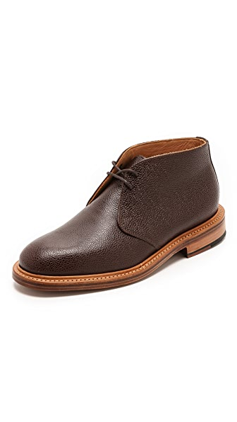 Mark McNairy New Amsterdam Pebble Grain Chukka Boots