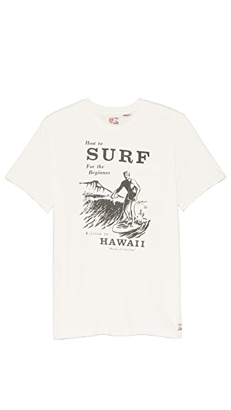 M.Nii Learn To Surf T-Shirt