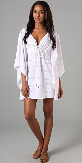 Melissa Odabash Jayla Eyelet Cover Up