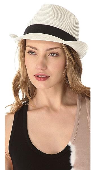 Melissa Odabash Eva Panama Hat