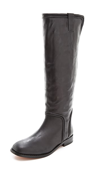 Modern Vintage Shoes Valencia Riding Boots