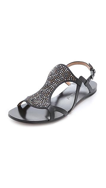 Modern Vintage Shoes Anita Studded Sandals