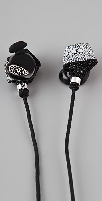 Molami Bight Stingray Knotted Ear Buds