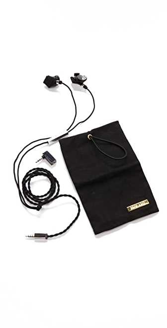 Molami Bight Stingray Knotted Earbuds