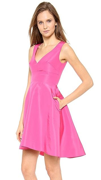 Monique Lhuillier A Line Party Dress
