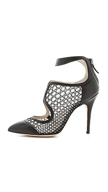 Monique Lhuillier Stella Pumps
