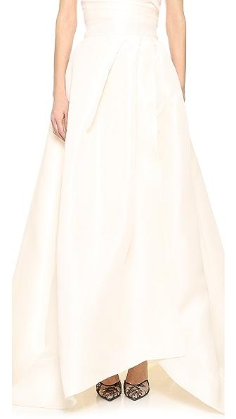 Monique Lhuillier Бальная вечерняя юбка Capri
