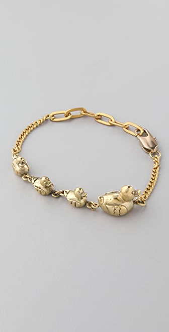 Monserat De Lucca Ducks in a Row Bracelet
