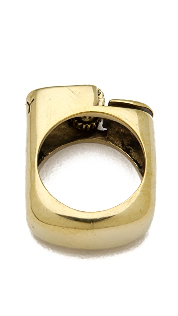 Monserat De Lucca Lighter Ring