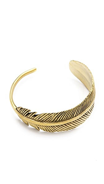 Monserat De Lucca Feather Bracelet