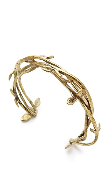 Monserat De Lucca Twisted Vine Bracelet