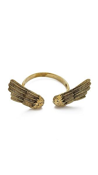 Monserat De Lucca Double Wing Bracelet