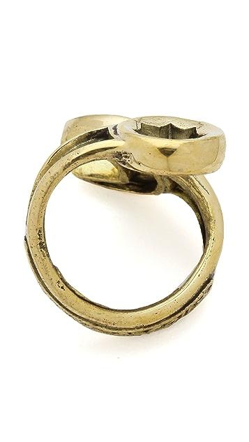 Monserat De Lucca Wrench Ring
