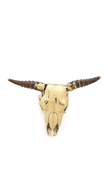 Monserat De Lucca Taurus Ring