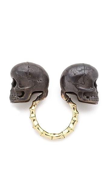 Monserat De Lucca Gemini Ring