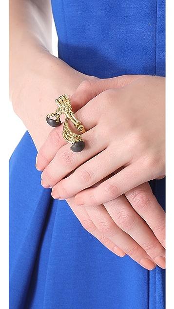 Monserat De Lucca Libra Ring