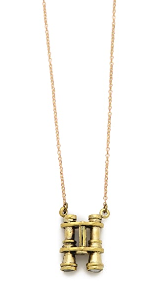 Monserat De Lucca Binocular Necklace