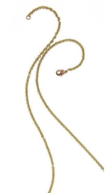 Monserat De Lucca Bird Necklace
