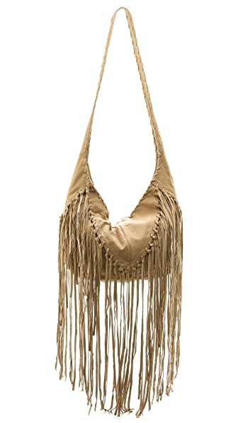 Monserat De Lucca Freneje Fringe Shoulder Bag
