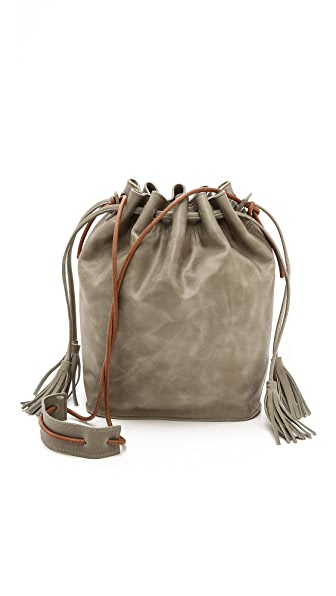Monserat De Lucca Sancha Drawstring Bucket Bag