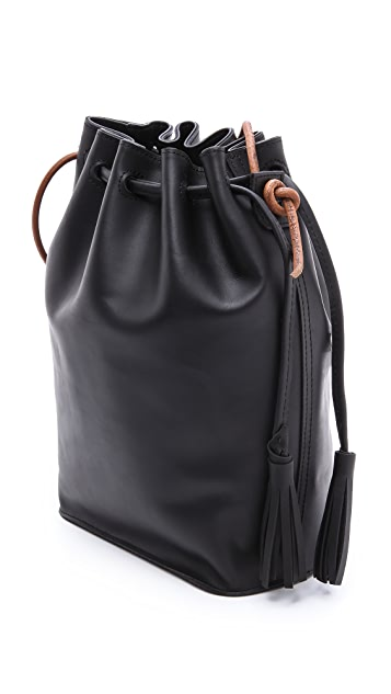 Monserat De Lucca Sancha Drawstring Bucket Bag