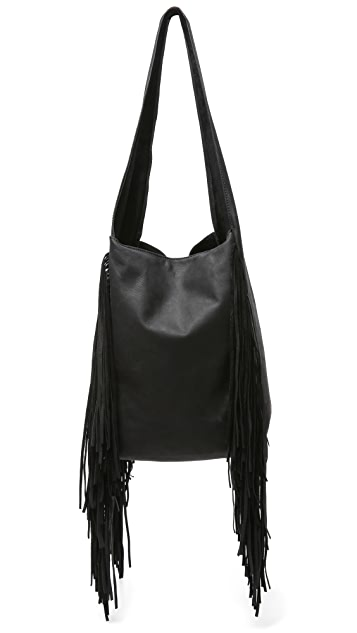 Monserat De Lucca Fringe Saba Shoulder Bag