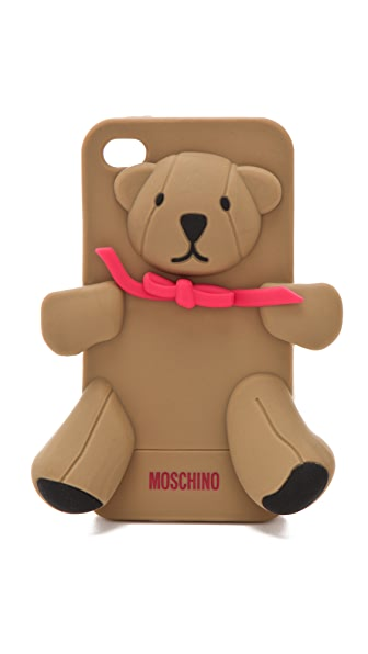 Moschino Teddy Bear iPhone Holder