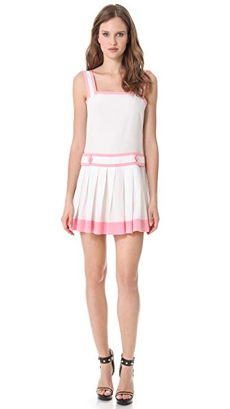 Moschino Piped Tank Dress