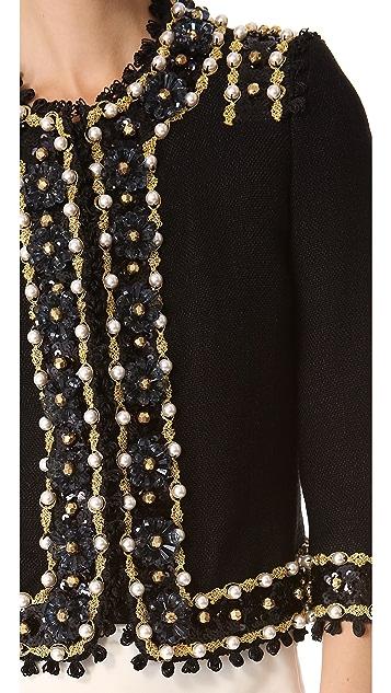 Moschino Embellished Jacket