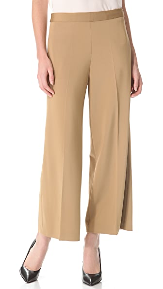 Moschino Wide Leg Pants