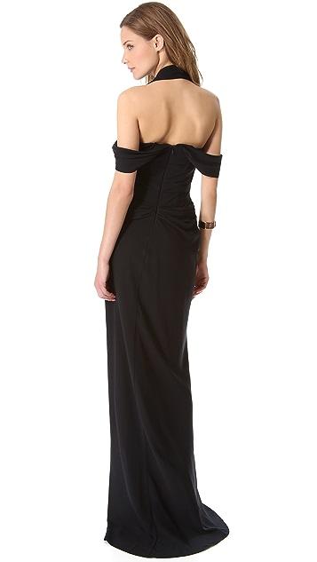 Moschino Sleeveless Gown