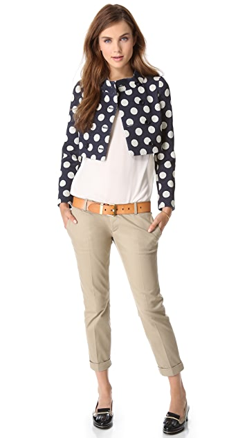 Moschino Polka Dot Jacket