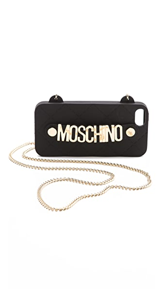 Moschino Purse iPhone 5 Cover