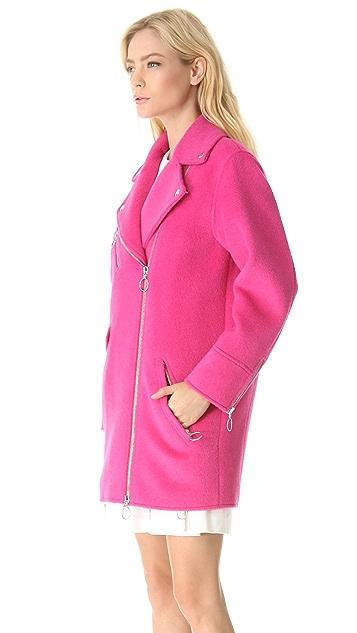 Moschino Cheap and Chic Wool Coat