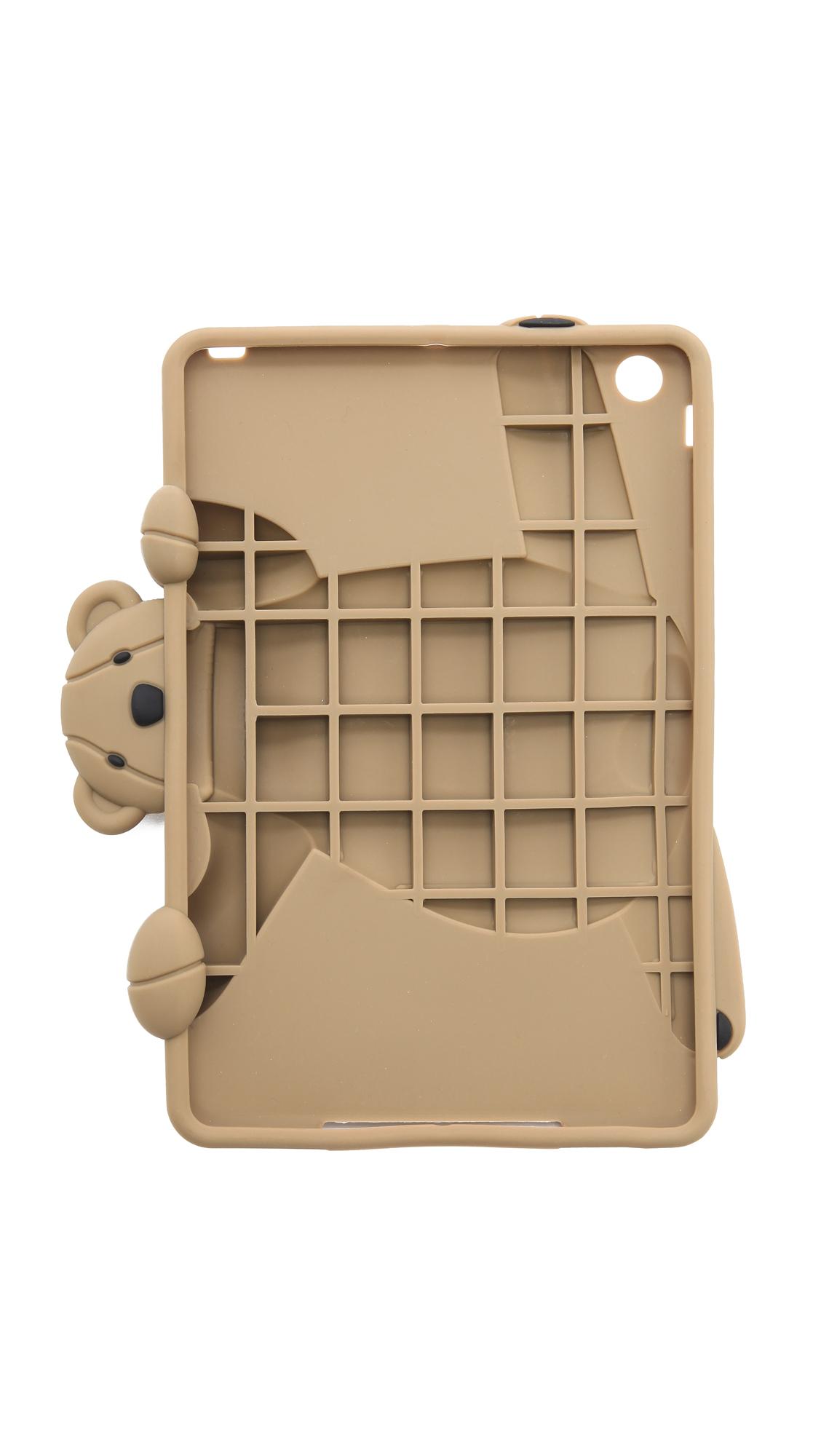 new concept 179f6 ee963 Bear iPad Mini Case