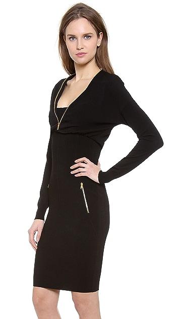 Moschino 3/4 Sleeve Dress