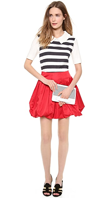 Moschino Bubble Miniskirt