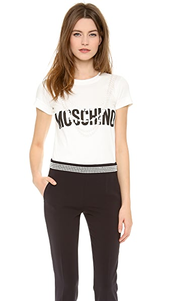 Moschino Short Sleeve Tee